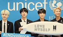 """韓國男子偶像團體""""防彈少年團""""將在聯合國大會進行演講"""