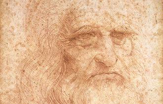 """在超過500年的意天才藝術家達芬奇的作品複原上將使用""""韓紙"""""""
