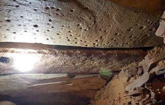 在5世紀伽耶王陵內發現嵌入125個星座的星穴