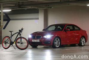 BMW 2시리즈 & BMW 크루즈 바이크