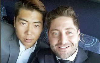 Kang Jung-ho to face off Oh Seung-hwan on weekend
