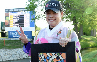 Jutanugarn becomes the queen of May