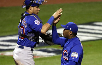 [World Series] Cubs blast counterattack against Indians