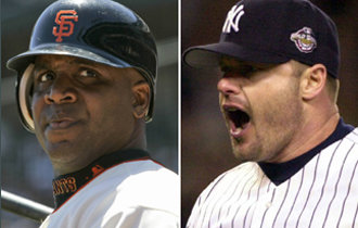 Bonds, Clemens fail to enter Baseball Hall of Fame, yet see growing chance