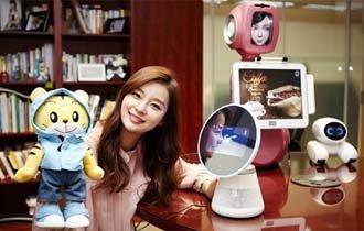 SK Telecom unveils 4 next-generation AI-driven robots