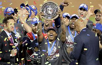 Baseball powerhouse U.S. wins WBC in its fourth try