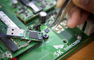 SK Telecom challenges quantum market with its QRNG chip