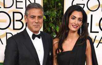 Clooneys donate 1 billion dollars to fight hate groups