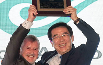 Incheon airport wins ASQ Awards for 12 consecutive years