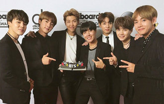 BTS nominated for Billboard Music Awards for two consecutive years