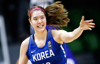 Park Ji-soo committed to join U.S. WNBA