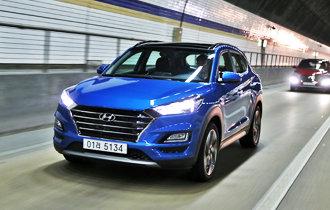 Hyundai Motor unveils Tucson 2019