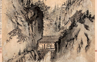 Buddhist temple in Kim Hong-do's painting confirmed to be Shinkwansa