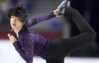 Cha Jun-hwan writes new history of men's figure skating