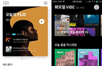 FLO, VIBE emerge as powerful digital music platforms