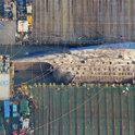 3年ぶりに姿を現したセウォル号、さび付き…多数の亀裂