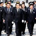 「全斗煥表彰状」騒ぎの文在寅氏、全羅道支持率が14P急落