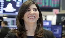 ニューヨーク証券取引所初の女性首長