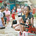 2050年には半分が水没の危機…ジャカルタでのアジア大会開催は今大会切りか