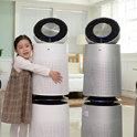 LG、清浄面積を増やした新しい空気清浄機を発売