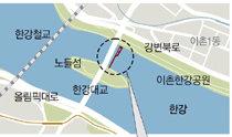 漢江歩道橋の建設を推進