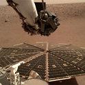 「火星の風の音」初めて地球に届く、NASA探査機が収録
