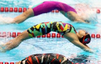 競泳女子5人がリオ五輪のチケットを獲得