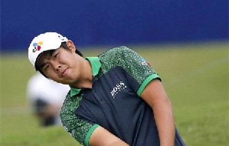 安秉勲、準優勝も確かな手応え PGAチューリッヒクラシック