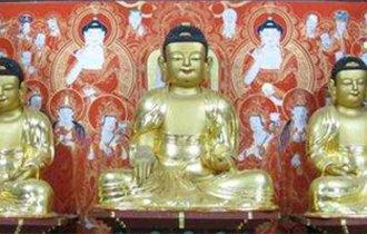 朝鮮後期制作の「文殊寺三仏坐像」、国の「宝物」に指定へ