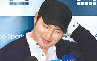 帰国した朴炳鎬、「メジャー投手は思ったより強かった」