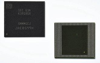 三星電子、世界初の8GBモバイルDRAM時代を切り開く