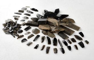 白頭山の黒曜石、旧石器時代に大邱にまで