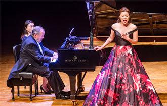 「コンクール女王」と「伴奏の王」が繰り広げた幻の舞台