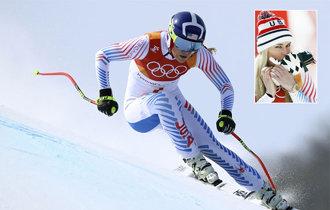 「スキー女帝」リンゼイ・ボン、最後の五輪は銅メダル