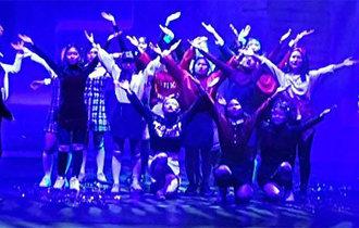 智異山の子供たちが感動を伝えた「K-POPミュージカル」