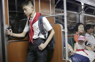 繊細な視線で捉えた北朝鮮の日常の瞬間