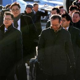 """南선발대 12명 금강산으로<Br>""""마식령·갈마 꼼꼼히 체크"""""""