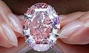 세계최대 핑크 다이아몬드…669억원