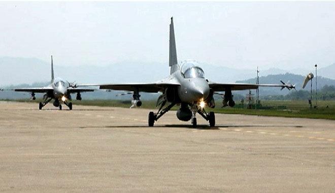 공군, FA-50 전력화 기념식 개최…65년 만에 최초
