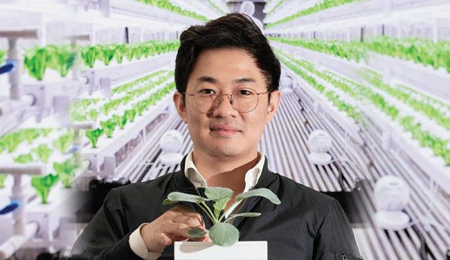 버려진 땅에서도 작물 재배하는 스마트팜 스타트업 '엔씽'