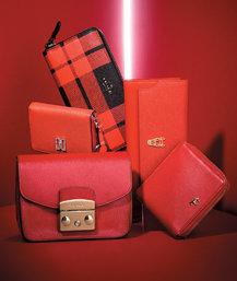 붉은 원숭이해 행운을 모으는 빨간 지갑