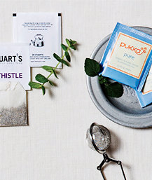 차 한잔으로 즐기는 Teatox (티톡스)