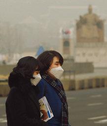 심장·호흡기·여성질환 유발하는 미세먼지 대응 요령