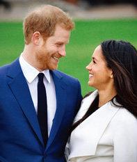 미국 여배우와 결혼하는 영국 왕자, '멋짐'