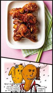 Food In Comics