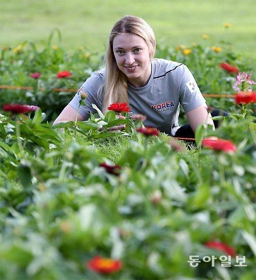 女子無舵雪橇歸化選手艾琳-普瑞斯