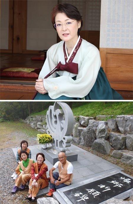 """親韓派日女演員黑田福美:""""在促進韓日交流方面,沒有比旅遊更好的了"""""""