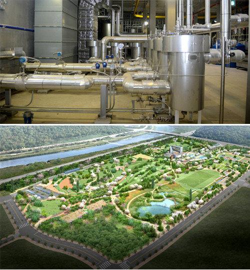 探访韩国最大规模的地下污水处理厂