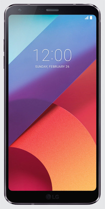 "LG电子最新战略智能手机""G6""预售四天后突破4万部"