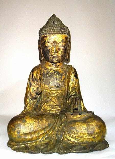 朝鲜时代佛像和佛画等81件被盗文物被找回